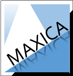 corporate logo for Maxica